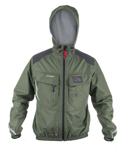 GRAFF PRO CLIMATE REGENJACKE LIGHT Art.Nr. 605-B-CL PROMOTIONPREIS!