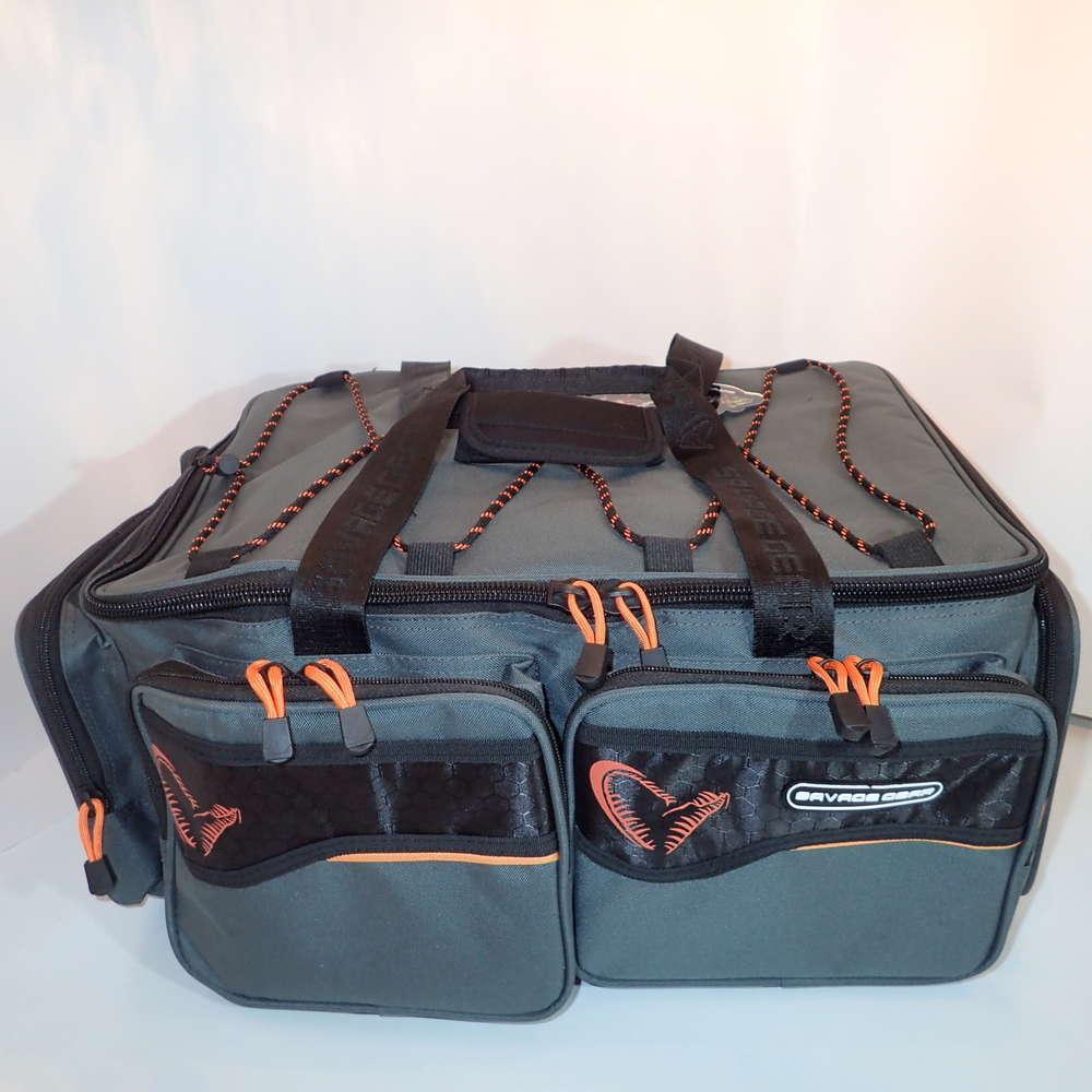 Savage Gear System Box Bag S 3 Boxen
