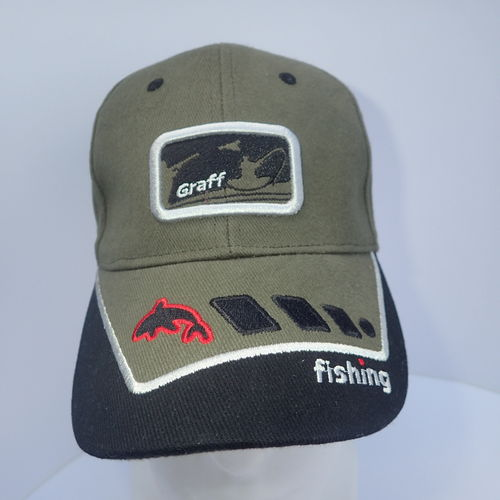 GRAFF FISHING CAP Schirmmütze Art.Nr. 101