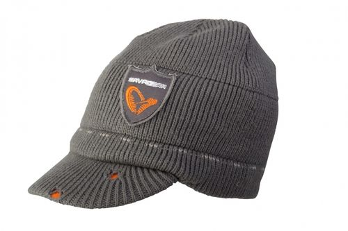 SAVAGE GEAR LOGO KNITTED BEANIE Art.Nr.46500